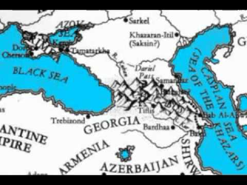 KHAZARIA ORIGIN