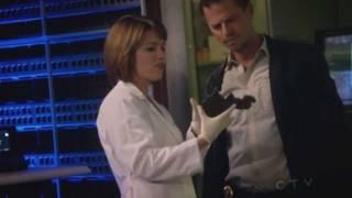 CSI NY - Lindsay no i'm not pregnant ... i'm just hungry?