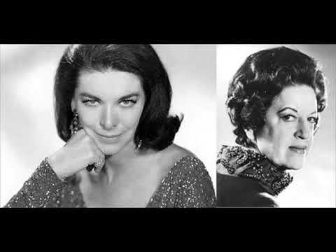 Astrid Varnay, Jean Madeira: Elektra exc.: Munich: 8/11/63