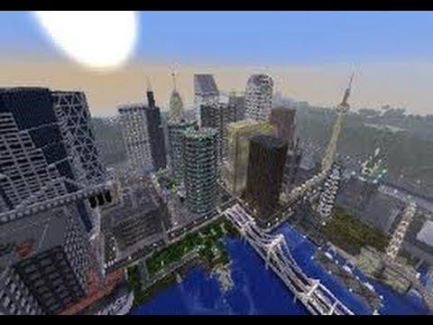 Minecraft Beacon Buildings