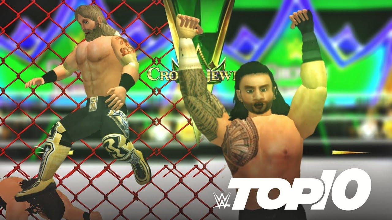 Download WWE Crown Jewel 2021 Highlights   WWE Top 10   WR3D 2K21