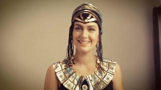 Bergüzar Korel  - queen Cleopatra