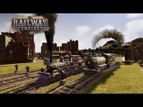 Railway Empire - Release Trailer (EU)