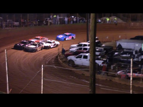 There is new driver in that # 36 he is 12 years old and he is Quik! - dirt track racing video image