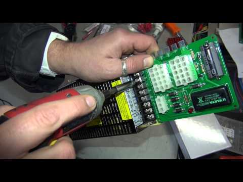 Journey Restore Part 3 - How to install an MCR switching power supply adapter