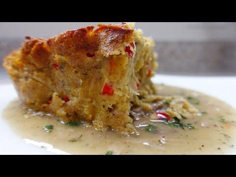 Cornbread Dressing FROM SCRATCH Thanksgiving Recipe Edition