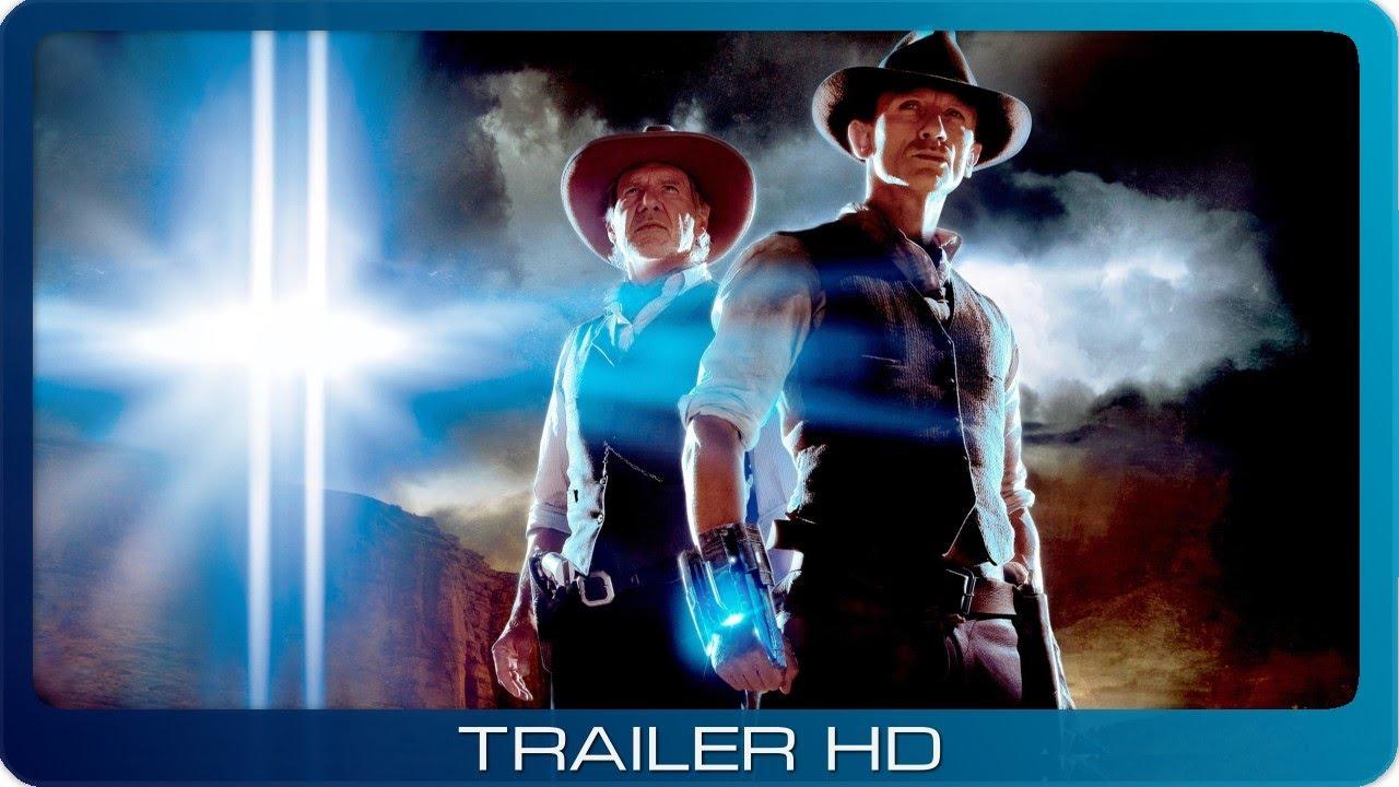 Cowboys & Aliens ≣ 2011 ≣ Trailer ≣ German | Deutsch