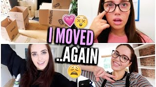 One of Gabriella Lindley's most viewed videos: I Moved House.. AGAIN (& An Explanation)
