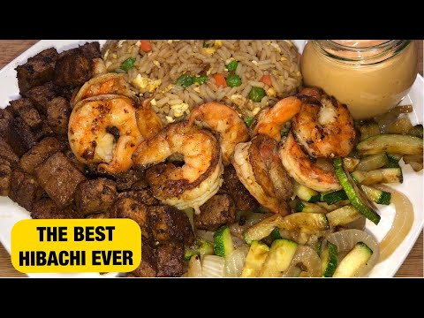 Cuttin Up With Bae: How To Make Steak and Shrimp Hibachi With Chef Bae