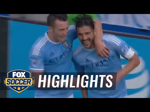 Montreal Impact vs. New York City FC | 2016 MLS Highlights
