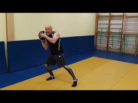 Тренируем прямой удар. Лучший способ тренировки.