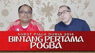 PREDIKSI FINAL PIALA DUNIA 2018 |  PERANCIS VS KROASIA