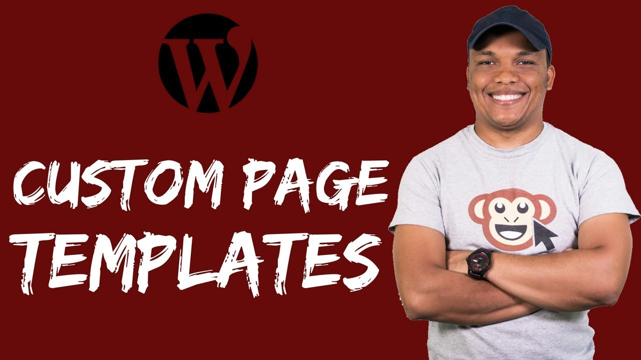 How to Create Custom WordPress Page Templates with Custom Post Types ...