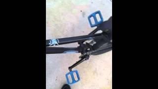 Dk bmx custom bike check