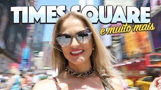 Central Park | Times Square | Coney Island - Vlog em Nova York - Ep.5