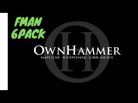 Ownhammer FMAN IR | The Gear Page