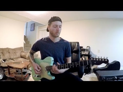 Thomas Rhett - Look What God Gave Her (Guitar Cover)