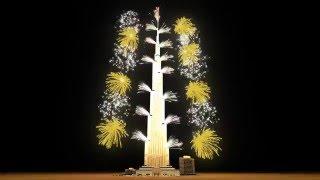 Fireworks Show | Dubai | Burj Khalifa | 2016 |(FWSim)