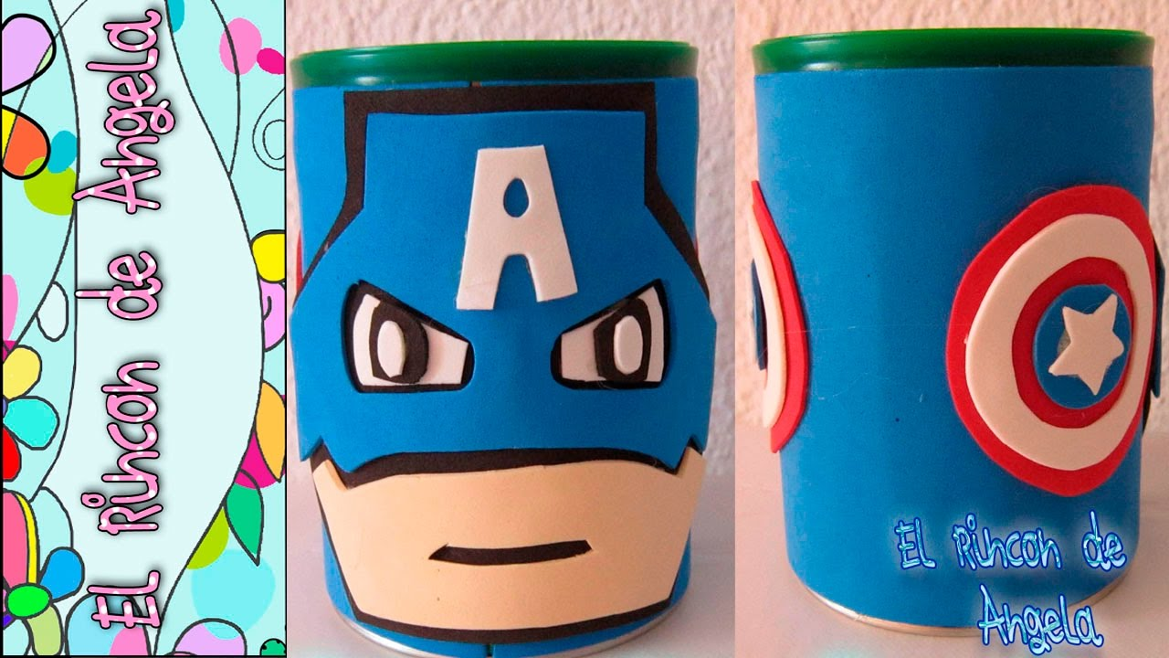 Ideas Para Decorar Latas