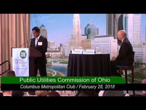 PUCO - Public Utilities Commission of Ohio Chairman Asim Haque