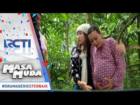 MASA MUDA - Reza Batal Antar Safina Gara Gara Mau Tabrak Ibu Hamil [5 April 2017]