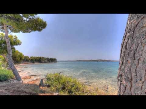 Greece, Porto Heli, 2 seafront villas of 540sq. m. in 4 acres with private beach