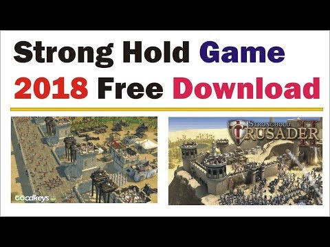 Stronghold Crusader 2 2018 Free Download For Pc