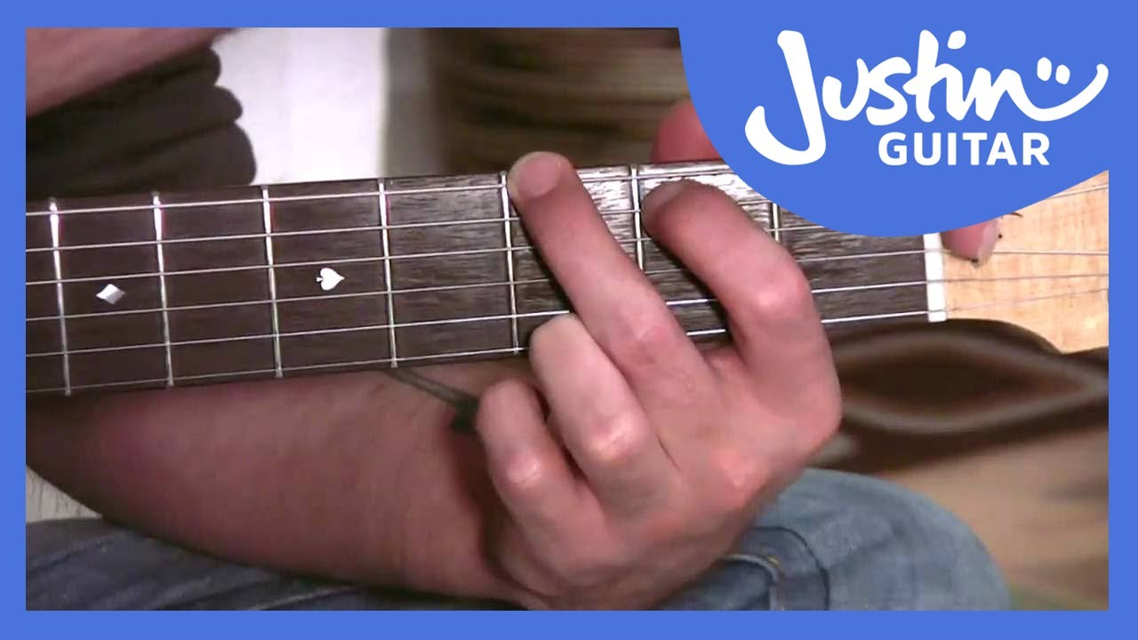 Easy Songs For Stage 7 Justinguitar