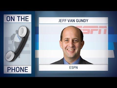 ESPN's Jeff Van Gundy Talks Cavs-Celts, Rockets-Warriors w/Rich Eisen | Full Interview | 5/25/18