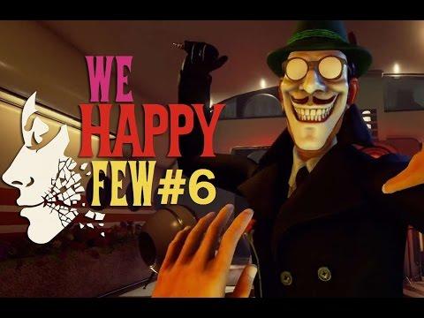 We Happy Few Clockwork Update l Part 6