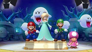 Mario Party 10 - Flash Forward (All 5 Backdrops)