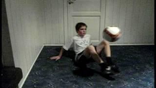 Erlend - freestyle football 2009