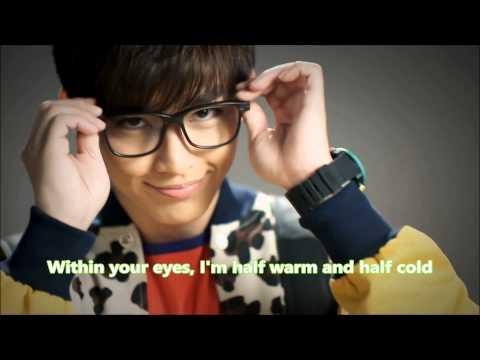 Aaron Yan + G.NA - 1/2 Eng Sub [愛上兩個我 Fall In Love With Me OST] HD