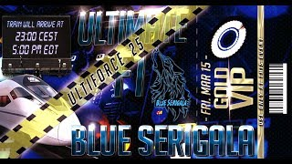Trance session UltiForce 25 pres. by Ultimate F1 / Blue Serigala