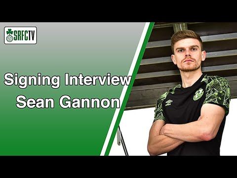 New Signing Interview | Sean Gannon