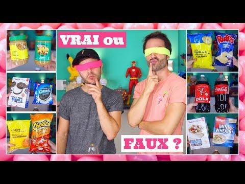 VRAI PRODUIT OU MARQUE MAISON ?! (avec Carl is cooking) | PL Cloutier