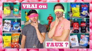 VRAI PRODUIT OU MARQUE MAISON ?! (avec Carl is cooking) | PL Cloutier thumbnail
