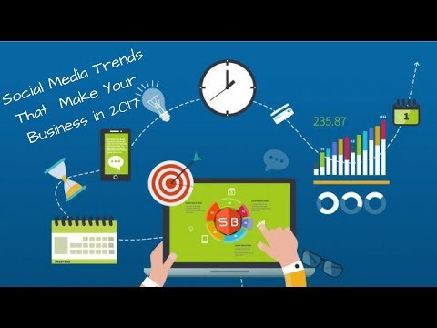 Social Media Marketing Trends That Make Your Business In 2017