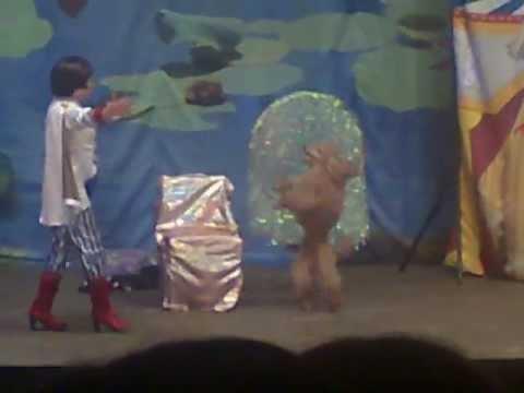Театр Карабаса-Барабаса. Выступление животных / Animals