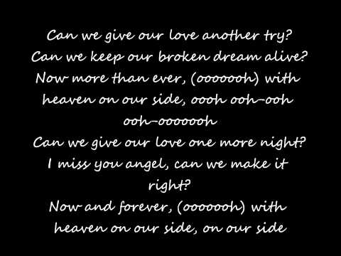 With Heaven On Our Side Foreigner lyrics