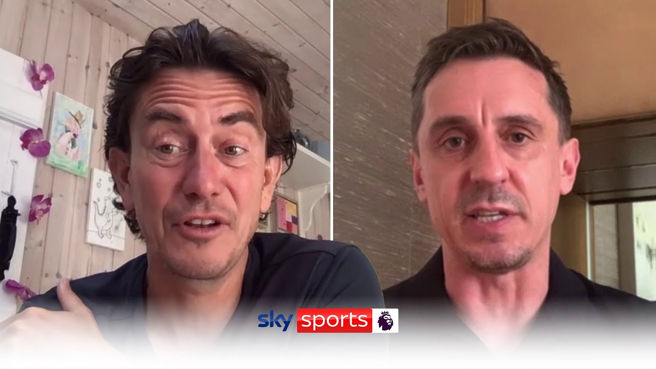 PL fixtures announced! | Neville & Thomas Frank react to Brentford & Man Utd's opening day games! 📅