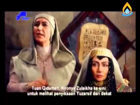 Film Nabi Yusuf episode 15 subtitle Indonesia
