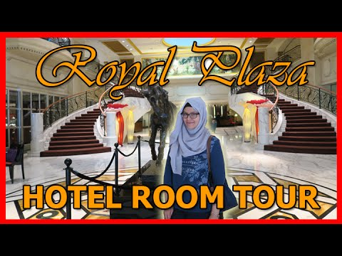 Royal Plaza Hotel on Scotts | Singapore Travel Vlog
