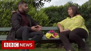 Reunited after the Manchester Arena bombing - BBC News