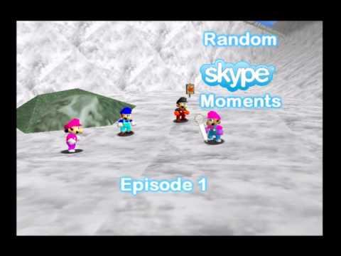 Random Skype Moments - Episode 1: Skype Derping the Cutoffs