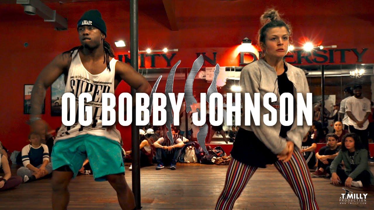 OG Bobby Johnson - WilldaBeast Adams Choreography