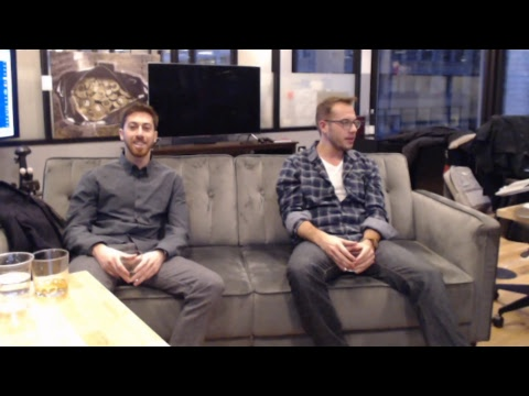 Whiskey Wednesday Week 2:  Live From Bitcoin Bravado Office