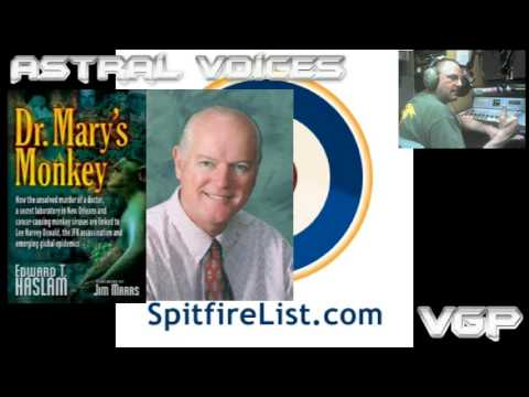 """Dave Emory FTR# 19: Ed Haslam Author of the Book """"Dr. Mary"""
