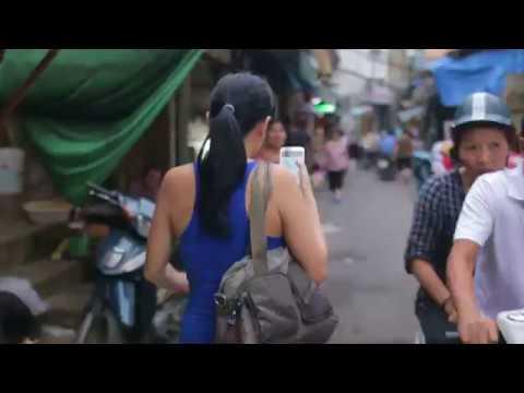 Inside Hanoi streets