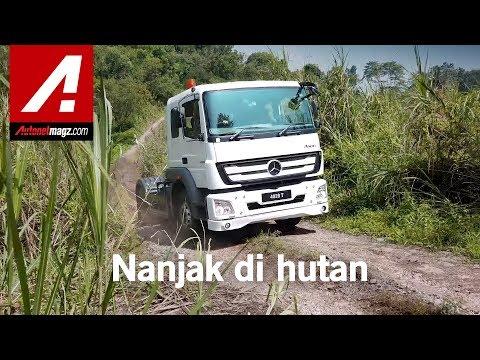Mercedes-Benz Axor 2019 First Drive Review by AutonetMagz